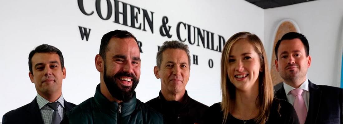 Sensaciones fuera de serie en Cohen & Cunild