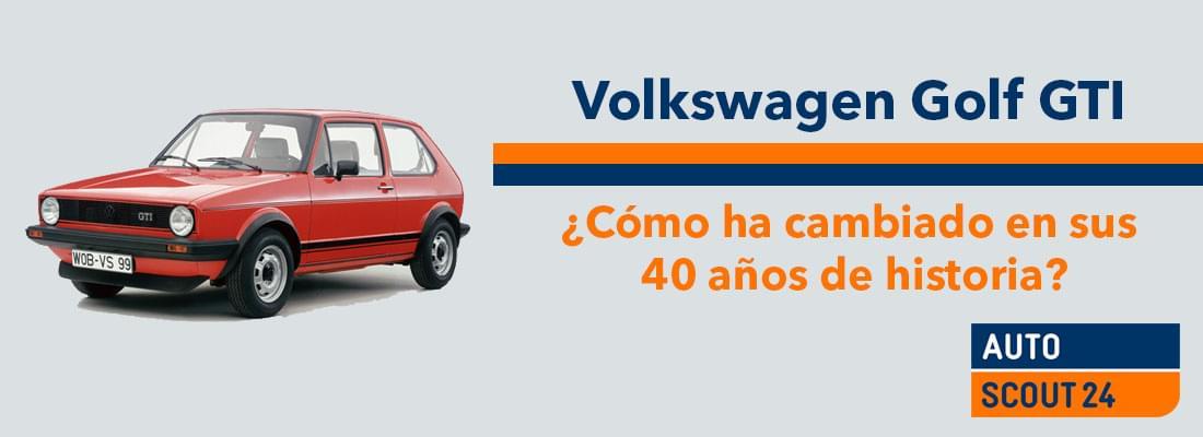 Especial: 40 años del Volkswagen Golf GTI