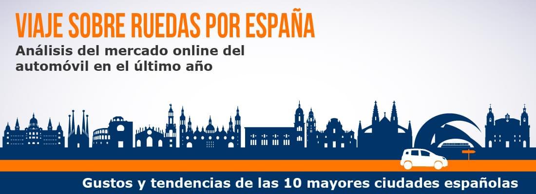 Análisis del mercado online de coches de segunda mano en España