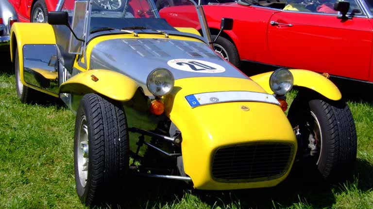 2109a89c37ce Compra un Lotus de segunda mano al mejor precio en AutoScout24.es