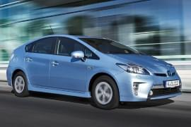 Toyota Prius híbrido enchufable