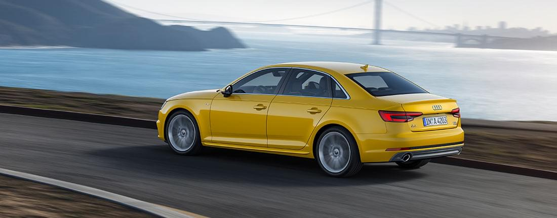 Audi A4 descapotable
