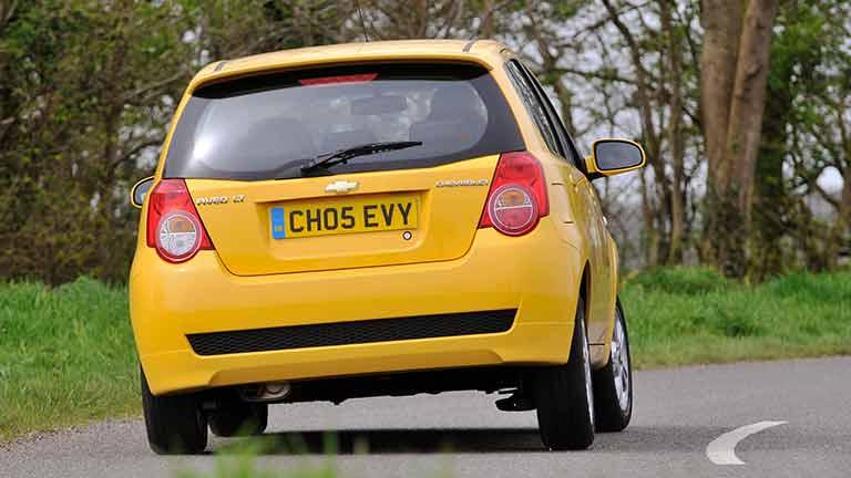 Chevrolet Aveo De Segunda Mano Y Ocasin Autoscout24