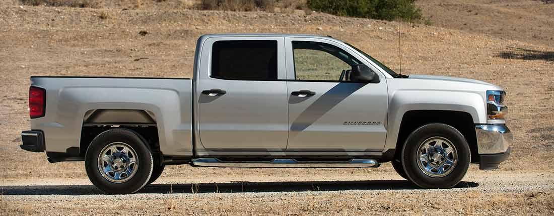 Compra tu Chevrolet Silverado en AutoScout24.es