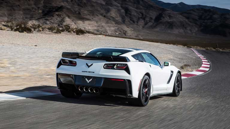 Compra Tu Corvette Z06 En Autoscout24 Es