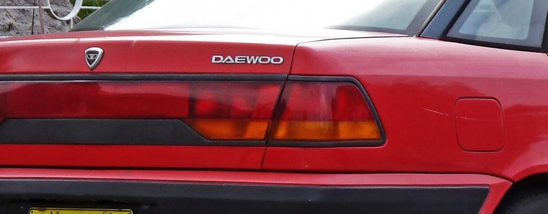 Daewoo Aranos