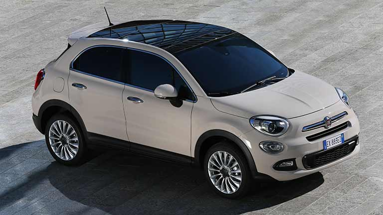 fiat 500x de segunda mano y ocasi n autoscout24. Black Bedroom Furniture Sets. Home Design Ideas