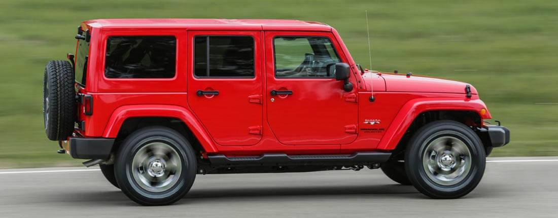 Jeep Wrangler Información Precios Alternativas Autoscout24