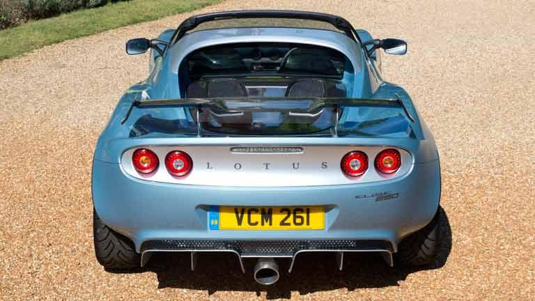75a0b774dbcb Lotus Elise - información