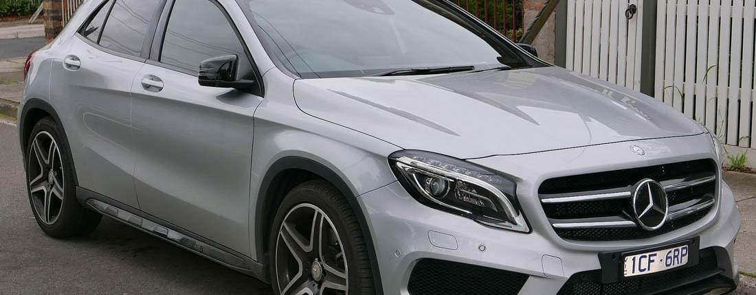 Mercedes-Benz Clase GLA