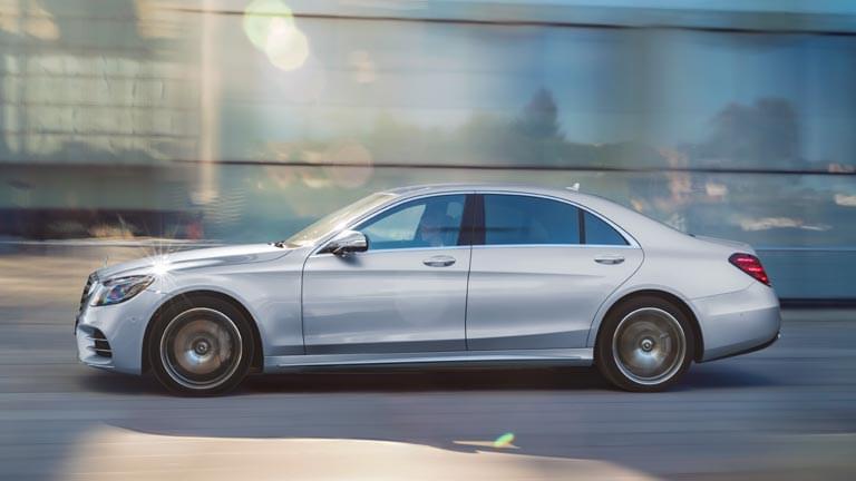 029cec38fa Mercedes-Benz Clase S - información
