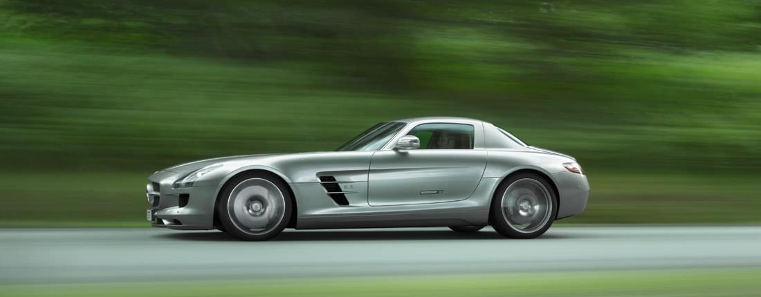 Mercedes-Benz Clase SLS