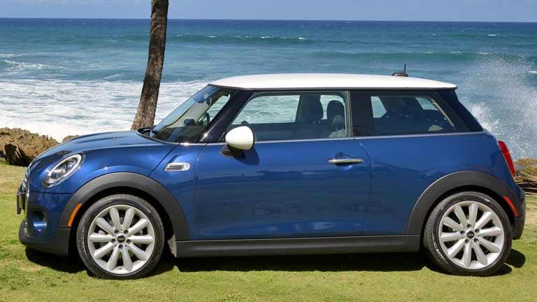 Mini Cooper - información, precios, alternativas - AutoScout24
