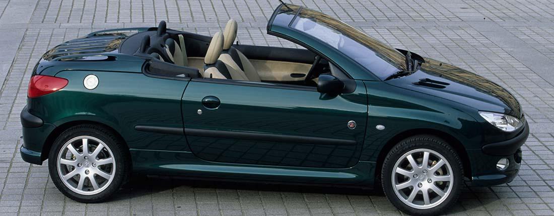 Encuentra El Peugeot 206 Descapotable En Autoscout24 Es