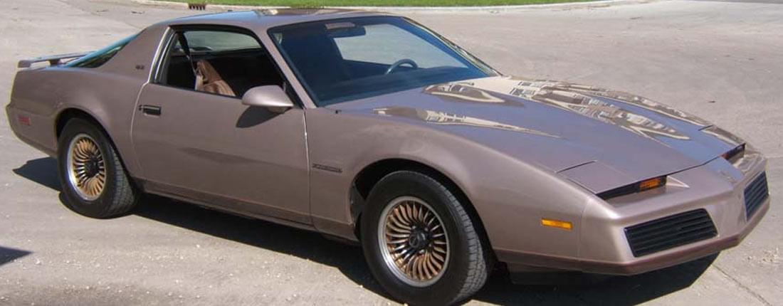 Compra Tu Pontiac Firebird En Autoscout24 Es