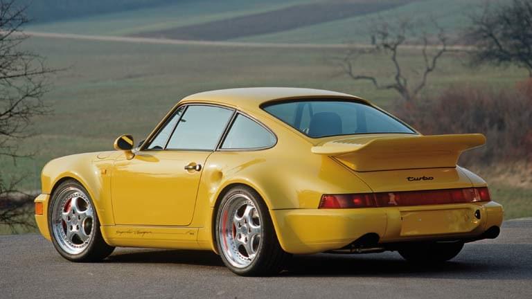 Compra Tu Porsche 964 En Autoscout24es