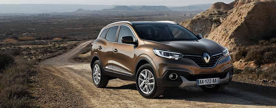 estilo de moda diseño popular nuevo estilo de Renault Kadjar - información, precios, alternativas ...