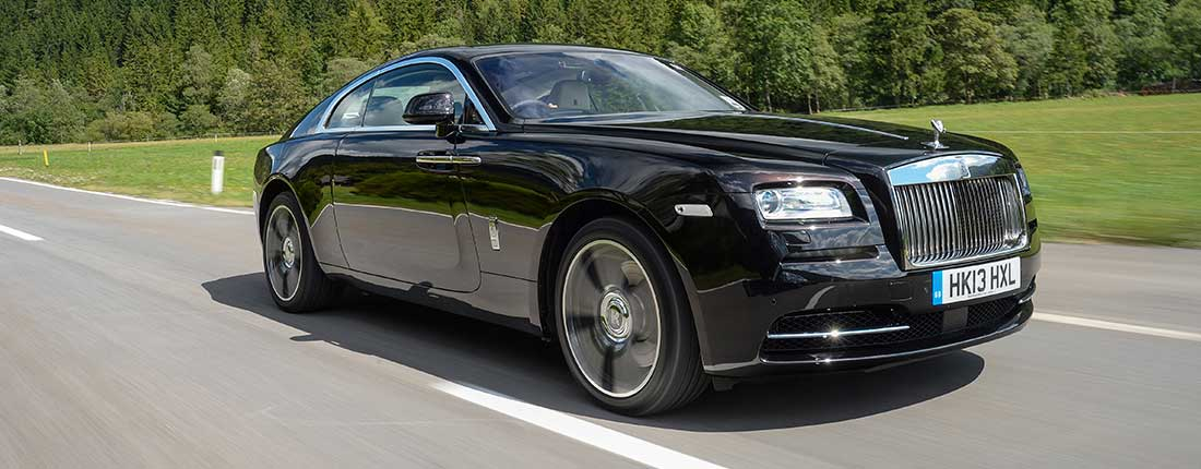 Compra Tu Rolls Royce Wraith De Ocasión En Autoscout24