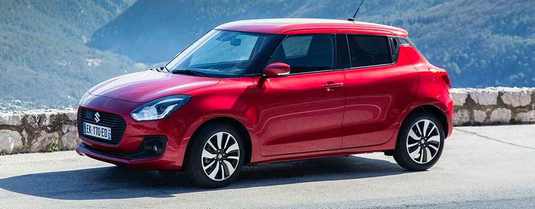 Resultado de imagen de Suzuki Swift