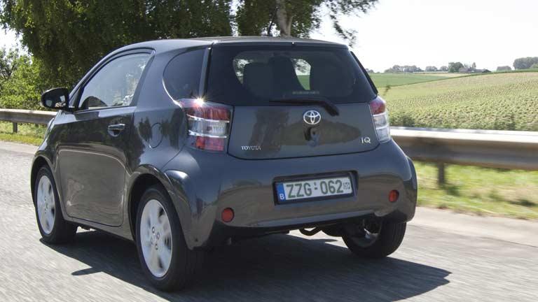 Toyota iq de segunda mano y ocasi n autoscout24 for Macchine da cucire toyota prezzi
