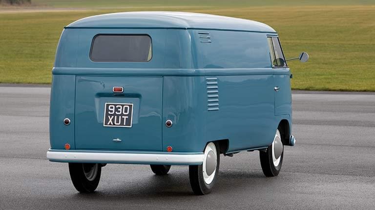 a2565929 La Volkswagen T1 constituye uno de los modelos más afamados de la marca  Volkswagen. Se trata de una furgoneta considerada de culto y que ha sido ...