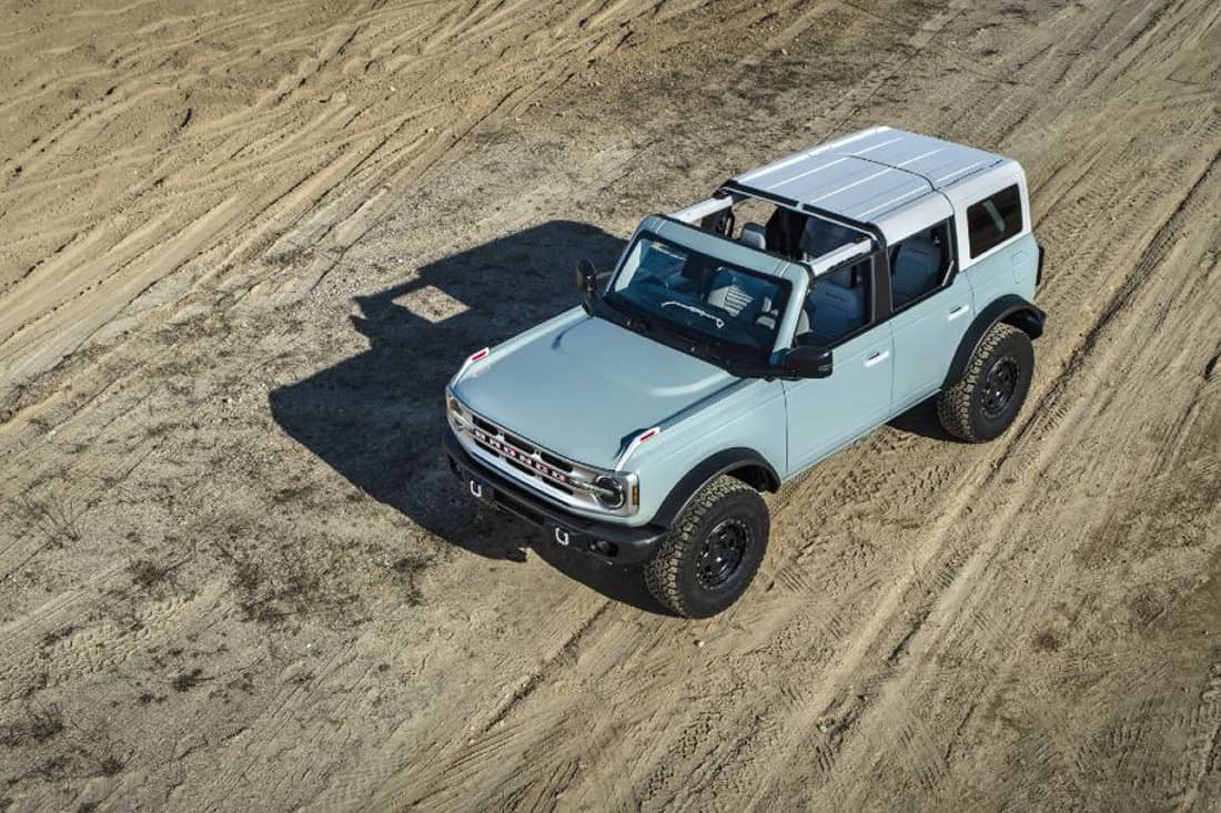 Ford Bronco 2020 Autoscout24